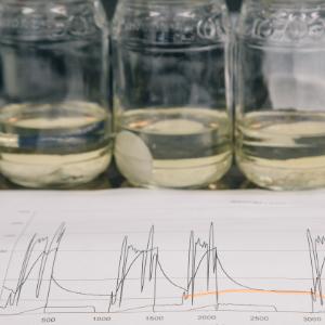 Image représentant l'étude d'une formulation caoutchouc